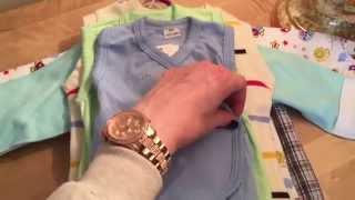 Одежда для малыша (мальчик) Часть1