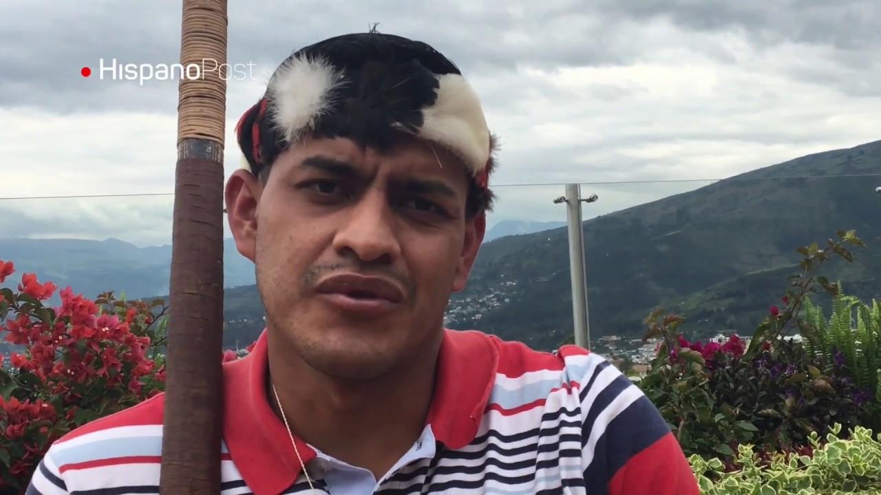 Etnias indígenas de Ecuador están indecisas para el 19F