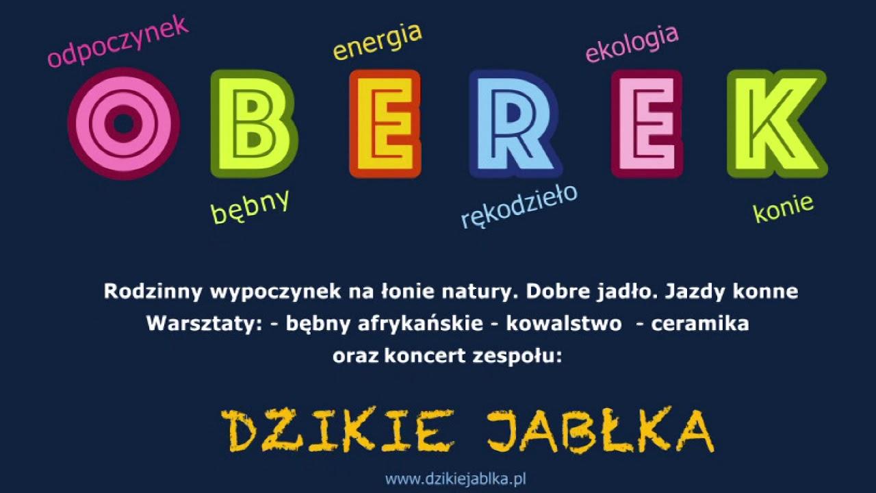 """Festyn Rodzinny """"Oberek"""" – ogłoszenie"""
