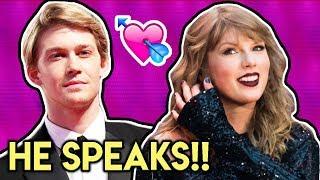 Joe Alwyn Breaks his Silence & New Taylor Swift Songs Released to Spotify!!