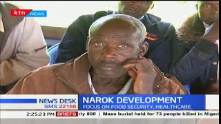 Sustainable development plan launched in Narok county