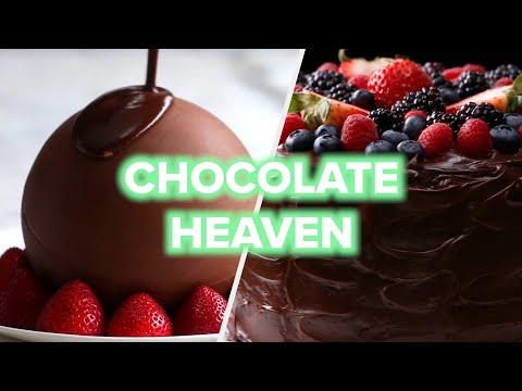 A Chocoholic's Dream: Tasty's Top And Richest Chocolate Recipes • Tasty