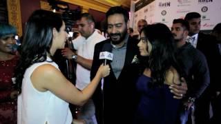 Anushka Arora - Opening night of London Indian Film Festival 2016