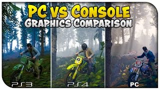 "GTA 5 ""PC vs PS4 vs PS3"" Graphics Comparison! (4k Graphics Comparison) [GTA V]"