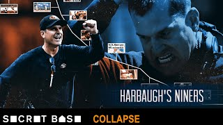 How Jim Harbaugh's 49ers plummeted from the cusp of Super Bowl glory to rock bottom thumbnail