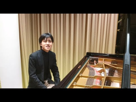 牛田智大『ショパン:バラード第1番、24の前奏曲』発売コメント
