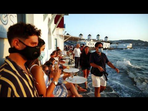 Ελλάδα: 150 νέα κρούσματα κορονοϊού – Δύο θάνατοι