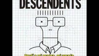 Descendents - She Don't Care(En Español)
