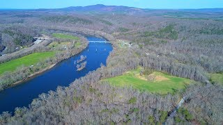 Property for sale on the James River in Appomattox County, VA