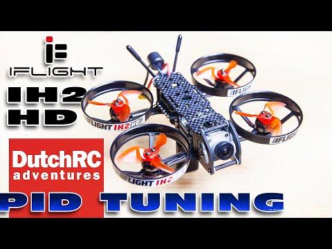 Good tune for the iFlight IH2 HD