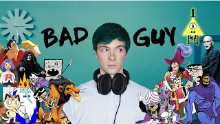 """""""Bad Guy"""" Sung by Bad Guy Impressions"""