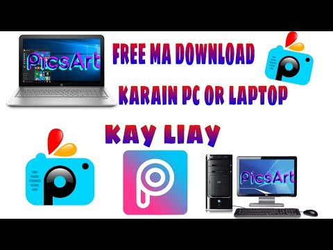 Download How To Download Picsart On Pc Video 3GP Mp4 FLV HD Mp3
