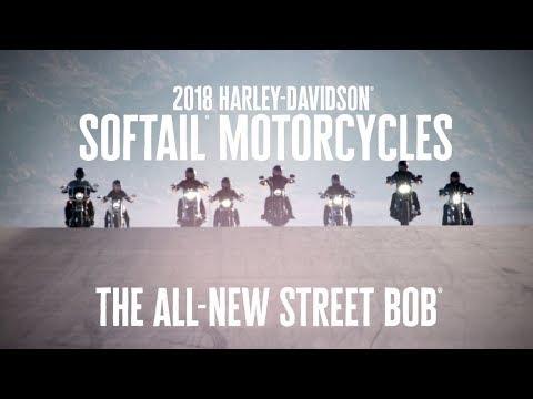 2018 Harley-Davidson Street Bob® 107 in Sunbury, Ohio