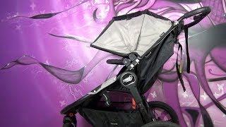 Baby Jogger Summit x 3 - бомбическая спортивная коляска