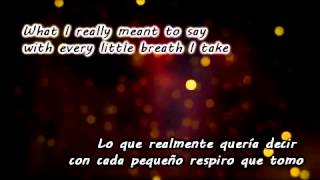 Daughtry - What I meant to say (Ingles - Español)