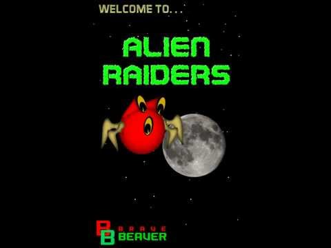 Video of Alien Raiders (Space Invaders)