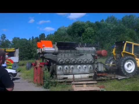 Simons stora traktorsamling #3
