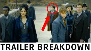 Everything You Missed In the Final 'Fantastic Beasts: Crimes of Grindelwald' Trailer