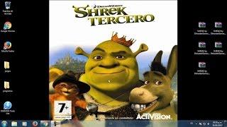 Descargar E Instalar Shrek Tercero El Juego Full ISO En Español Para PC