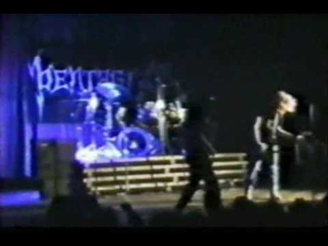 29 Years Ago Pentagram Chile Live At Manuel Plaza