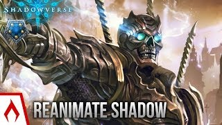 [Shadowverse] DUELS DUELS DUELS - Rotation Reanimate Shadowcraft Deck Gameplay