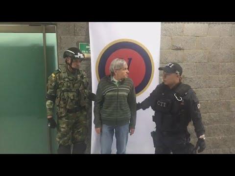 Capturan líder de ELN acusado de coordinar ataque contra Policía en Colombia
