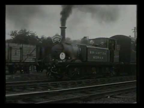 The Rother Valley special - Railway Roundabout 1958
