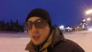 Челябинск - Парк горького, попал на праздник