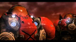 Terran space marines - Protectors of the earth