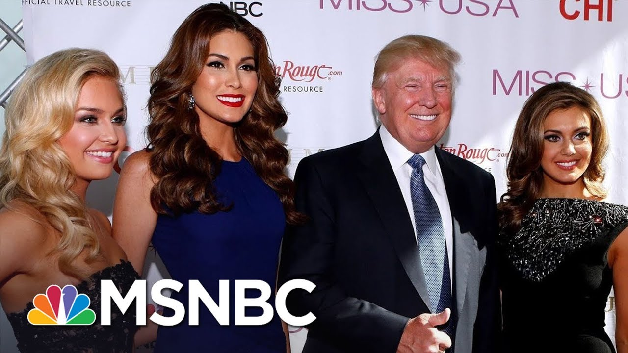 """President Donald Trump Accuser Samantha Holvey: """"What Has [Trump] Ever Done For Women?"""" 