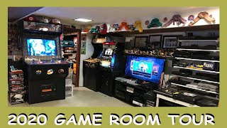 2020 Game Room Tour