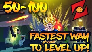 dragon ball z final stand how to level up fast 50-100 - TH-Clip