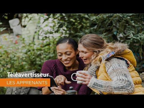 Naviguer dans Environnement d'apprentissage de Brightspace - Téléavertisseur - les apprenants