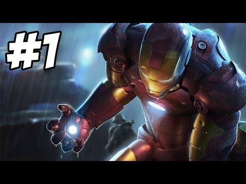 Gameplay de Iron Man