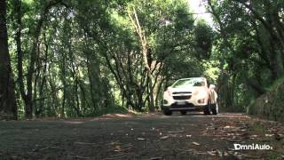 preview picture of video 'Gaeta - In Viaggio sulla Costa tirrenica con la Chevrolet Trax'