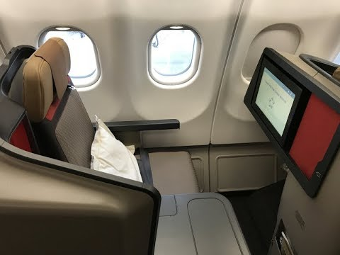 South African Airways (SAA) Business Class seat review – London to Johannesburg – 2018