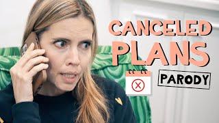 Canceled Plans - Garth Brooks Parody