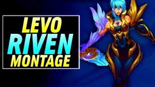 Levo Riven Montage | Best Riven Plays [IRIOZVN]