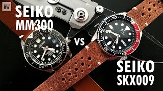 Comparing The Seiko SKX And The Marinemaster 300