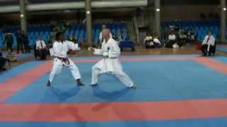 Чемпионат Мира по шотокан каратэ FSKA 2015. ЮАР.