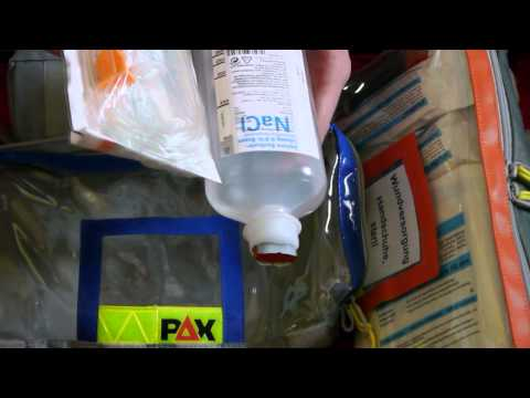 Der Notfallrucksack | Inhalt