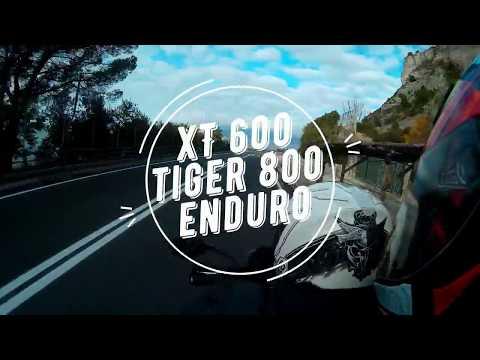 Xt 600 & Tiger xc 800 enduro