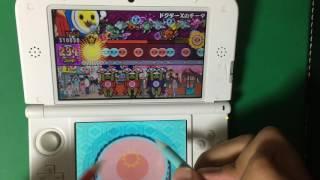 太鼓の達人3DS3ドクターXのテーマ鬼