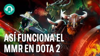 Así funciona el sistema de emparejamiento y las medallas de clasificación en Dota 2