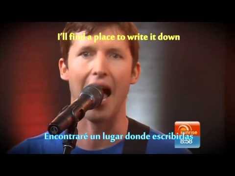 Postcards lyrics james blunt