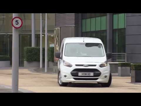 Ford  Transit  Connect Фургон класса M - рекламное видео 5