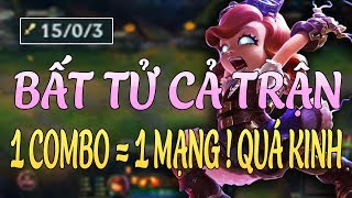 Annie TOP | Immortal | Feel The Power In The Body | Build And Play | League Of Legends