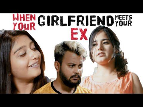 When your Girlfriend meets your Ex Girlfriend- ODF