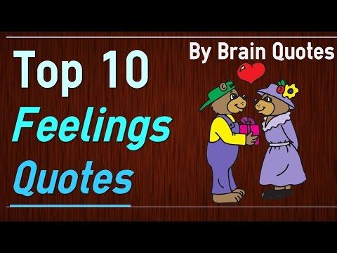 Top 10 Feelings Es