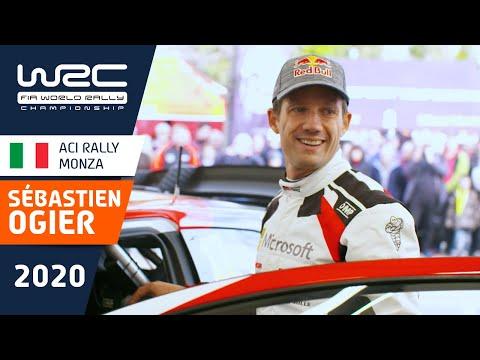 2021年シーズンも契約を更新したセバスチャン・オジェ WRC第7戦ラリー・モンツァ